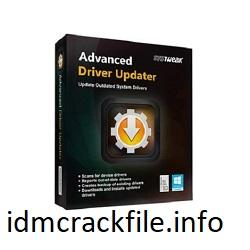 Advanced Driver Updater 4.5.1086.17979 Crack + Registration Key Download [2021]