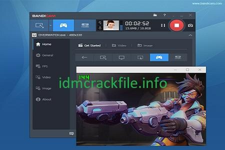 Bandicam Screen Recorder 5.0.2 Crack + Serial Key Free Download 2021