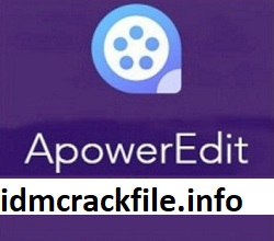 ApowerEdit 1.7.0.12 Crack + Activation Code Free Download [2021]