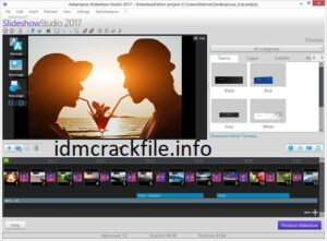 Ashampoo Slideshow Studio HD 4.0.9.3 Crack + License Key Free Download [2021]