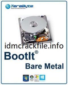 BootIt Bare Metal 1.73 Crack + Keygen Serial Free Download [2021]