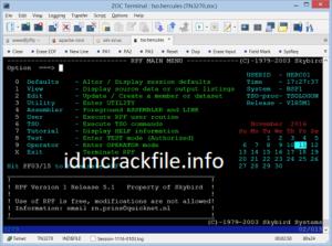 ZOC Terminal 8.02.3 Crack + License Key Free Download [2021]