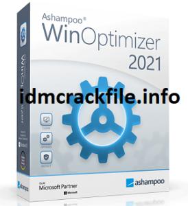 Ashampoo WinOptimizer 19.0.0.11 Crack + Activation Key 2021 Free