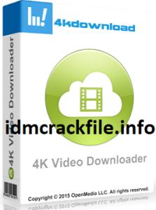 4k Video Downloader 4.16.0.4250 Crack With License Key 2021