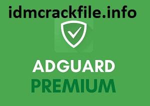 Adguard Premium 7.6.1.3583 Crack With License Key 2021 Free