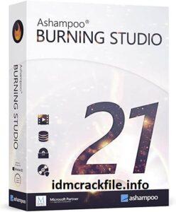 Ashampoo Burning Studio 22.0.5 Crack + License Key Free Download [2021]