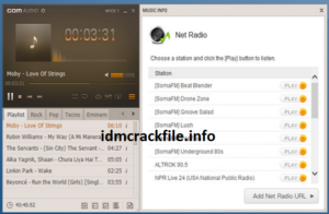 GOM Audio 2.2.27.0 Crack + Serial Key Full Free Download [2021]