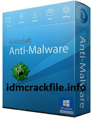 GridinSoft Anti-Malware 4.1.94 Crack + Activation Code Free [2021]