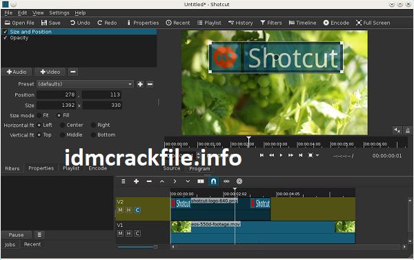 Shotcut 21.05.18 Crack + Keygen 2021 Free Download [Latest]