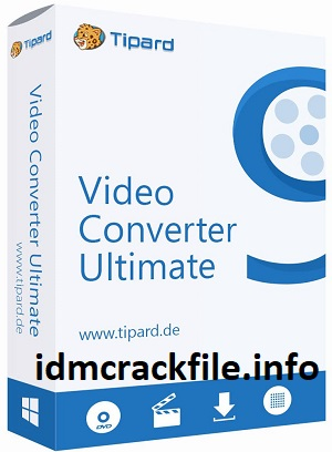 Tipard Video Converter Ultimate 10.2.6 Crack + Key Download [Latest]