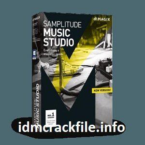 MAGIX Samplitude Music Studio 2021 26.1.0.16 Crack + Full Version Download