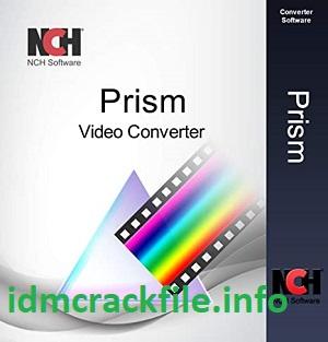 Prism Video Converter 7.23 Crack With Keygen 2021 Free