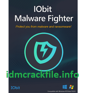 IObit Malware Fighter 8.7.0.827 Crack With Key 2021 Free