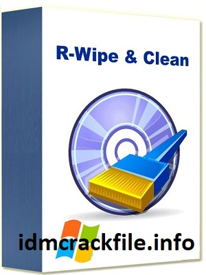 R-Wipe & Clean 20.0.2320 Crack With Serial Key 2021 Free