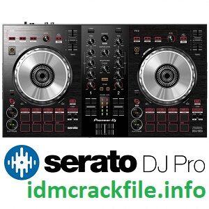Serato DJ Pro 2.5.5 Crack With Keygen Free Download 2021